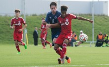 Martin Davis finishes strong on first season in Canada