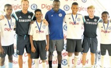 Two more HVFC youngsters selected at Digicel/Chelsea Camp