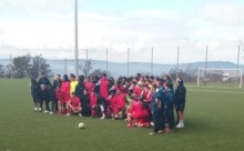 U17 Players in Portugal: Game Report vs Braga Academy