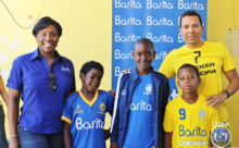 Barita & Locker Room get HVFC youngsters geared up for Italian Tournament