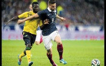 World Cup-bound France hammer Boyz 8-0 in friendly