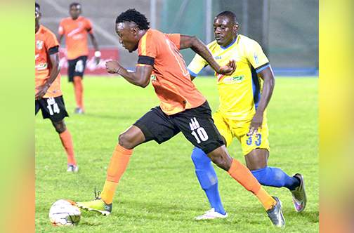 'Disappointing!' – Missile-hurling incident brings premature end to H'View vs Tivoli