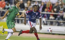 Brian Brown gets his first start and goal for Indy Eleven