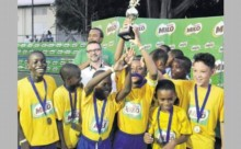 Young HVFC Players Win Big at Nestlé Milo One Day Tournament