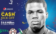 Pepsi launches Cash Kick Off campaign with Kemar Lawrence