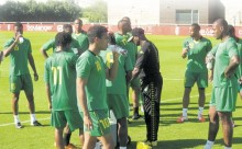 Reggae Boyz set Japan test match