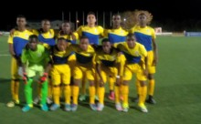Match Day 1: Under-15 Team in Cayman