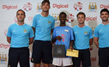 Tyreek Magee is only Jamaican Digicel Kick Start pick for Manchester City Academy