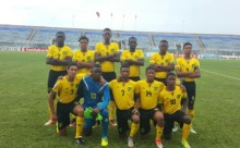 Daley hits brace as young Boyz whip Curacao to seal 3rd place